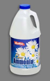 CLEANER AMMONIA CLEAR 4/ 1 GALLON