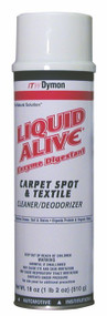 CARPET CLEANER SPOT ENZYM  LIQUID ALIVE DIGESTANT 18OZ 12/CS