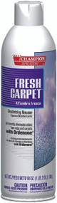 CARPET CLEANER FRESH CARPET MOUSSE C5147 18OZ  12/CS
