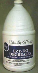 CLEANER DEGREASER EZY-DO  4 X 1 GL