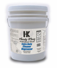 DEGREASER CLEANER X-TRA HEAVY DUTY NON-CORROSIVE 5 GALLON (PAIL)