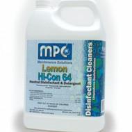 DISINFECTANT  CLEANER LEMON  (LEMON DISINFECTANT)4 X 1 GALLON