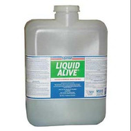 CLEANER LIQUID ALIVE ENZYM 4-STRAIN BACTERIA 1/4 GALLON PK