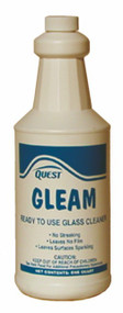GLASS CLEANER GLEAM  NO-AMMONIA 32 OZ. X 12 PER CASE
