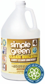 GLASS CLEANER SIMPLE GREEN-SEAL GLASS 2/1 GALLON CLEAN BUILDING SYSTEM 1GL=31GL