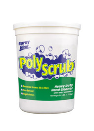 HAND CLEANER SPRAY 9 POLYSCRUB  INDUSTRIAL HAND CLEANING PASTE 3.8X 6 PK