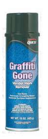 GRAFFITI CLEANER GONE AEROSOL VANDAL REMOVER 20 OZ X 12 PER CASE