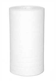 "Scrim Wipers 4-ply white 9.75"" x 1500'"