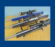 PMA Triple Rifle Cleaning Cradle