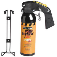 Sabre Red 13 oz Home Defense Fogger with wall mount