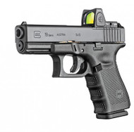 Glock 19 Gen4 MOS 9mm Para (Optic Not Included)