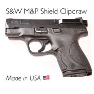 Clipdraw Smith & Wesson M&P Shield