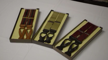 How to Clean and Care for Suspenders