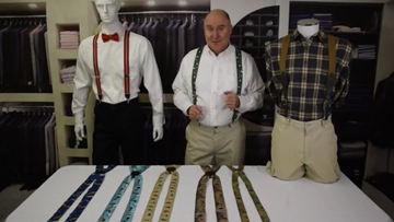 How to Find The Perfect Pair Of Novelty Suspenders