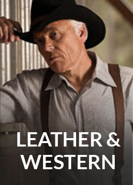 Leather and Western