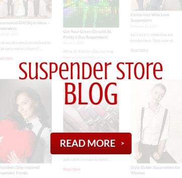 Suspender Store Blog