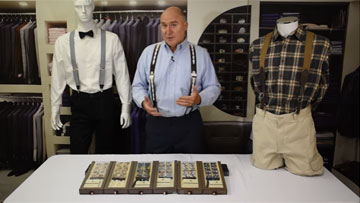 How to Find the Best Novelty Button Suspenders