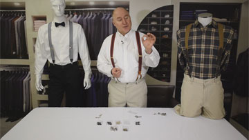 How to Pick the Right Buttons for your Suspenders