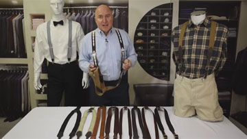 How to Choose the Right Trigger Snap Suspenders