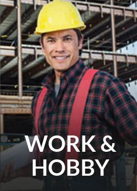 Work and Hobby Suspenders