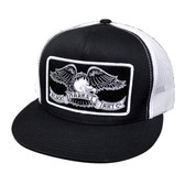 Ian McNiel Eagle Classic Two Tone Trucker Hat