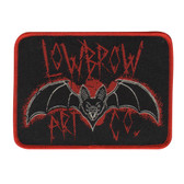Lowbrow Bat Patch
