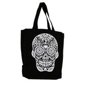 Day of the Dead tote bag.