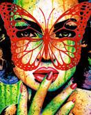 Carissa Rose Secrets Canvas Giclee