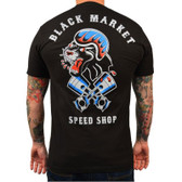 Ian McNiel Men's Speed Shop Tee Shirt