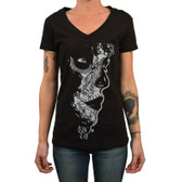 Josh Stebbins Crucible Women's Tee Shirt