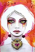 Stephanie Zahalka - The Lock Keeper - Fine Art Print