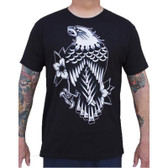 Eagle Rain by Josh Persons Men's Tee Shirt