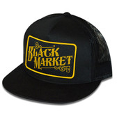 Black Market Art Classic Trucker Hat by Adi