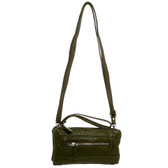 Wristlet Crossbody Shoulder Bag Clutch Purse Army Green