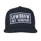Western Lowbrow Art Snap Back Classic Trucker Hat