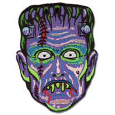 Son of Frankie Monster Frankenstein Patch Embroidered Iron On Applique