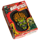 Mars Attacks Martian Alien Enamel Pin Ghoulsville Monster Mask Creepy Collectable
