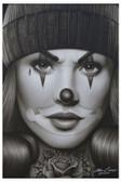 OG Payasa by Spider Tattoo Art Print Adrian Castrejon