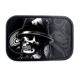 Buckle-down Reaper Skull belt buckle.