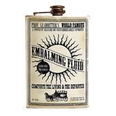 Embalming Fluid Flask