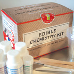 Edible Chemistry Science & Experiment Kit CHEME