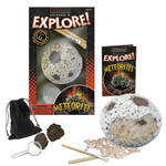 Excavate and Explore Meteorite Science Kit DGME