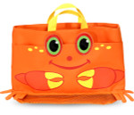 Melissa and Doug - Clicker Crab Kids' Beach Tote Bag