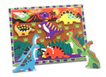 Melissa and Doug - Dinosaurs Chunky Puzzle
