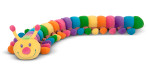 Melissa and Doug - Longfellow Caterpillar Stuffed Animal