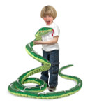 Melissa and Doug - Snake Jumbo Stuffed Animal