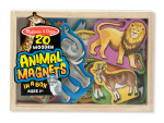 Melissa and Doug - Wooden Animal Magnets