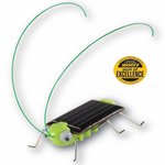 Frightened Grasshopper Solar Science Kit - Snap Together Kit OWI-MSK670