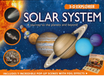 3D Explorer Solar System Book - A Kid's Ultimate Guide to the Mysteries of Space PGW020