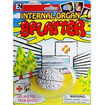 Brain Organ Splatters Putty Toy